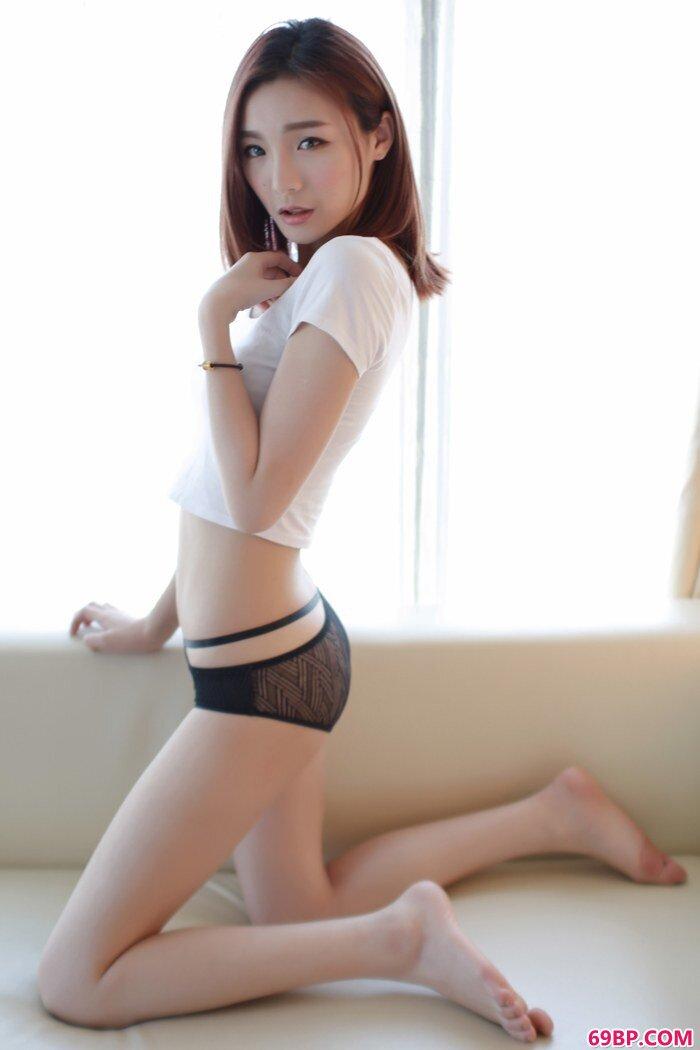 气质靓女Hana身材完美长相美貌很迷人_最美阴部