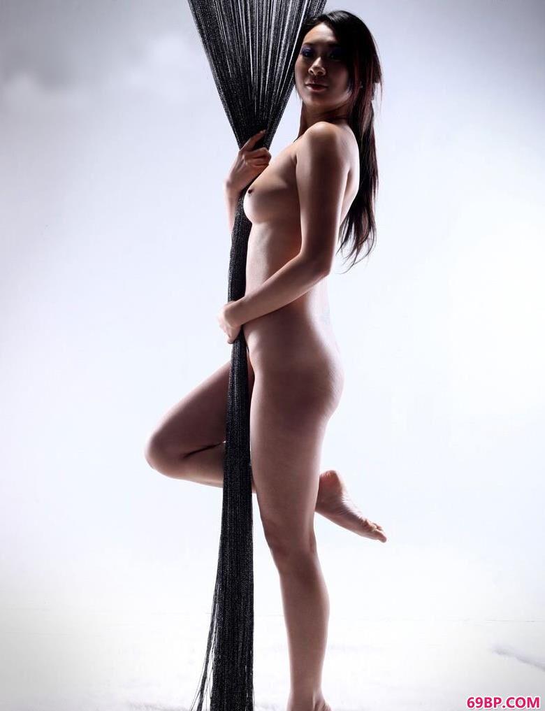 裸模雯雯光影室拍人体艺术,中国第二届人体艺术