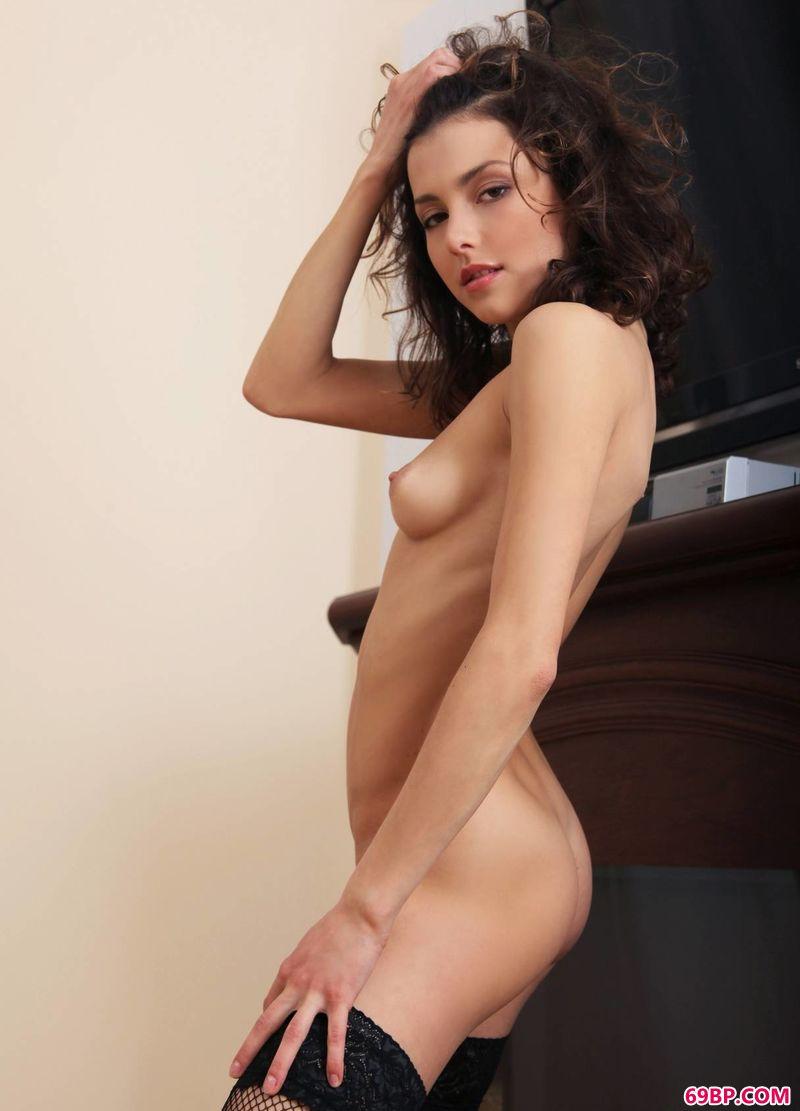 古典家居绝美人体裸模Divina